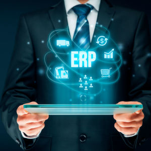 Enterprise-Resource-Planning (ERP) – Definition, Arten und Vorteile
