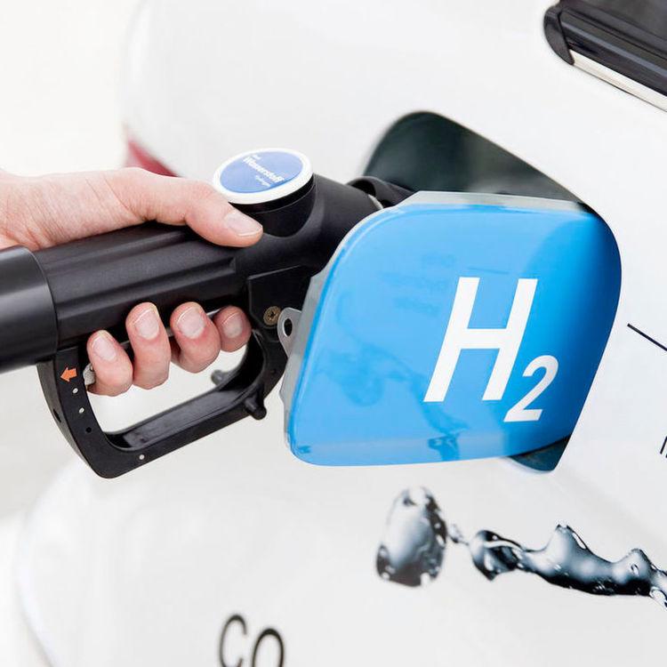 Wasserstoff tankstelle explodiert