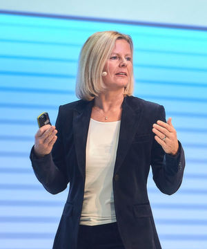 Annette Maier, Managing Director Google Cloud DACH.