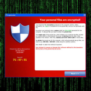 Was ist Ransomware?