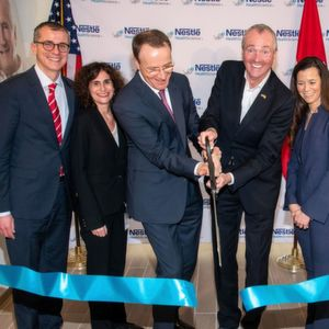 Nestlé Inaugurates Global R&D Center in New Jersey