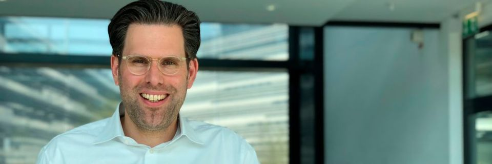 Marc Spenlé, IT-Chef bei Vodafone Deutschland