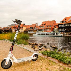 E-Scooter-Feldtest startet in Bamberg