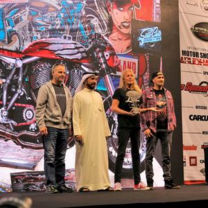 Die Custom Show Emirates 2019