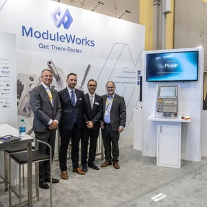 Moduleworks and Sandvik Machining Solutions collaborate on new Prism product