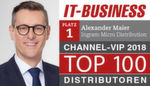 Alexander Maier, Vice President & Chief Country Executive Germany Ingram Micro Distribution