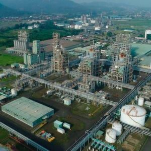 Lotte Invests 3.5 Billion Dollars for Indonesia's Largest Petrochemical Plant