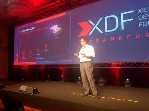 Daimler und Ericsson partnern mit Xilinx zur Entwicklung von 5G