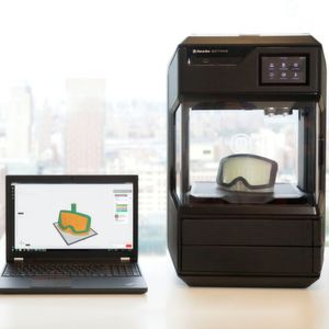 Makerbot Method aims for a quick and efficient production of prototypes.