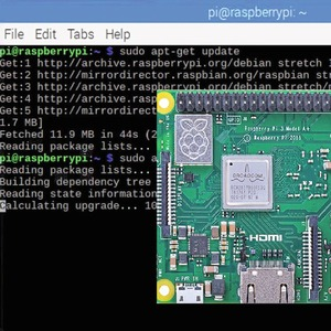 Raspbian-Update: Schneller VLC Media Player für Raspberry Pi