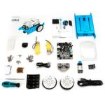 mBot: Einzelteile des Roboters mBot Bluetooth-Version