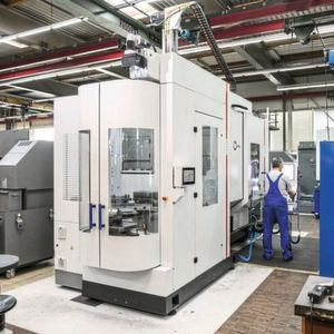 Automated die machining boosts manufacturing capacity