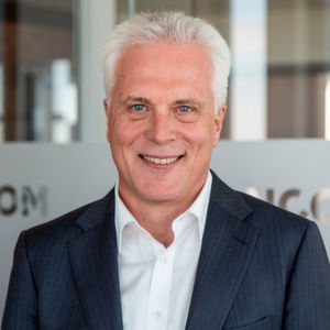 Thomas Volk, CEO bei Cancom