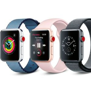 "Red Dot Produktdesign 2018: Apple Watch Series 3 zeigt lt. Jury ""effiziente Funktionen""."