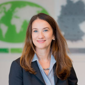 Dr. Barbara Frei, Executive Vice President Europe Operations bei Schneider Electric