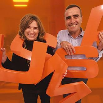 The new CEO and General Manager respectively, L-R: Laura Navarra and Francesc de Haro