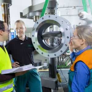 Metso Delivers First Valves with 3D Printed Parts