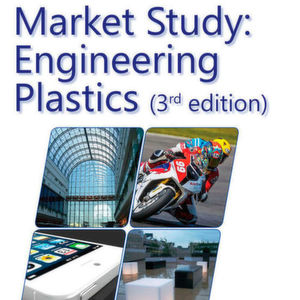 Ceresana has analysed that the market for engineering plastics is dominated by acrylonitrile butadiene styrene.