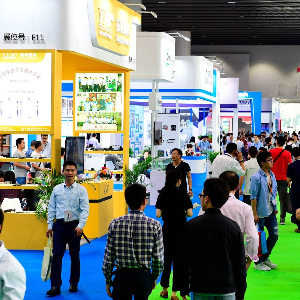 Asiamold will take place from 10 – 12 March 2019 at the China Import and Export