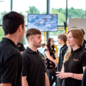 Renishaw celebrates 40 years of apprentices with record intake