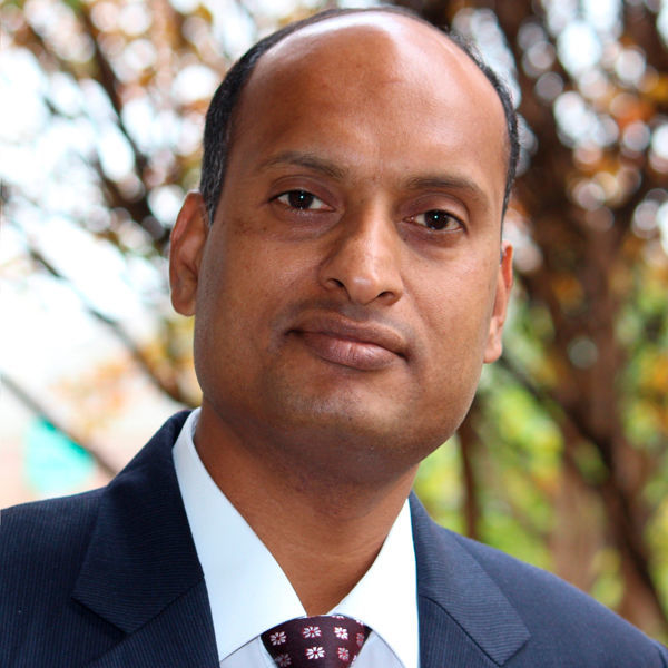 Der Autor: Sunil Senan ist Vice President of Data & Analytics bei Infosys