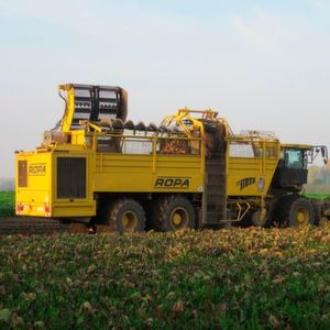 The agricultural machinery industry in 2019