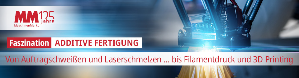 Faszination Additive Fertigung