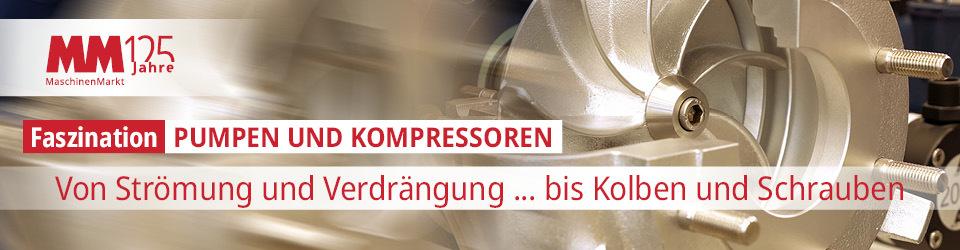 Faszination Pumpen und Kompressoren