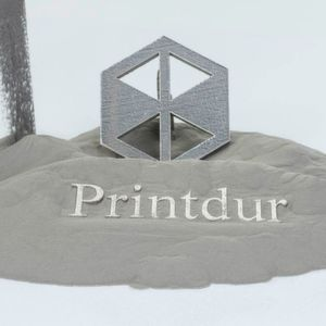 DEW Printdur for complex steel components from the 3D printer