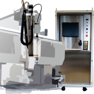 EDM solutions for diverse needs and machining large workpieces
