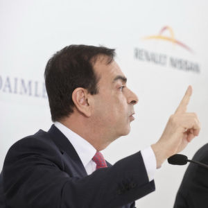 Carlos Ghosn vermutet Komplott