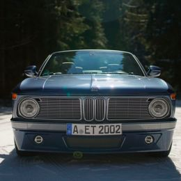 BMW 1er Cabrio im 02er-Retrolook