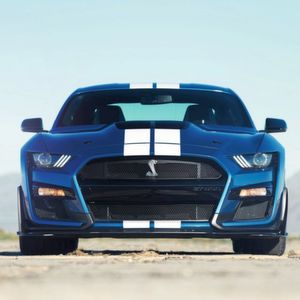 Ford Mustang Shelby GT500: Nochmals hochgezüchtet