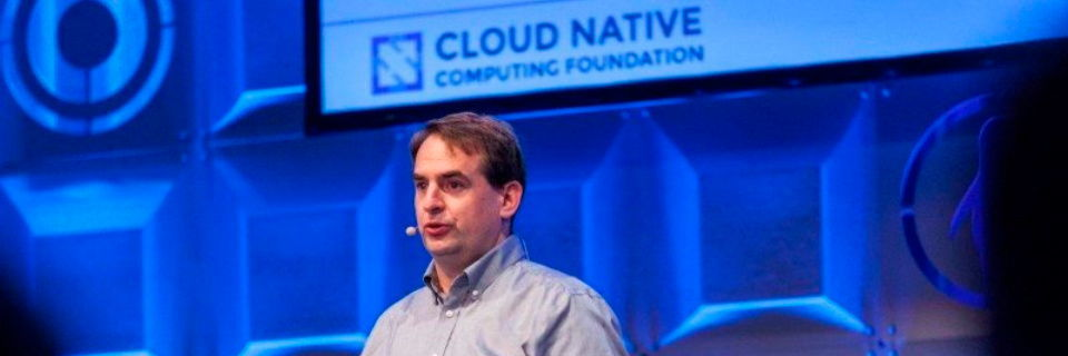Interview mit Dan Kohn, dem Vorsitzenden der Cloud Native Computing Foundation (CNCF).