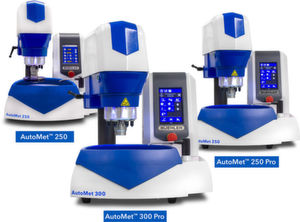 Grinder-polishers for demanding laboratory applications and high-volume environments.