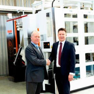 Seven-figure investment by aerospace manufacturer