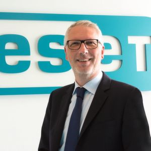Thorsten Urbanski, Head of Communication & PR DACH bei Eset