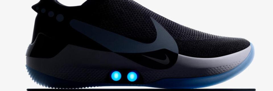new products 890ff c0924 Der smarte Schuh, der mit dem Handy spricht