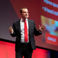 Andrew Sutherland, Vice President Technology and Systems EMEA bei Oracle