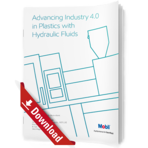 Advancing industry 4.0 in plastics with hydraulic fluids