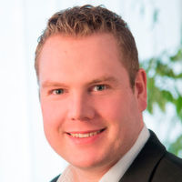 Markus Finselberger, Key Account Manager Antriebselektronik bei Sieb & Meyer.