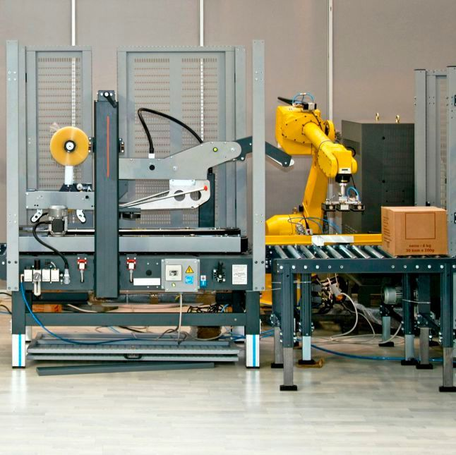 The demand for palletising robots in Asia Pacific will increase, thus resulting in its highest CAGR