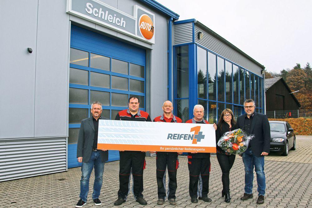 Das Auto-Service-Zentrum Schleich in Zemmer im Landkreis