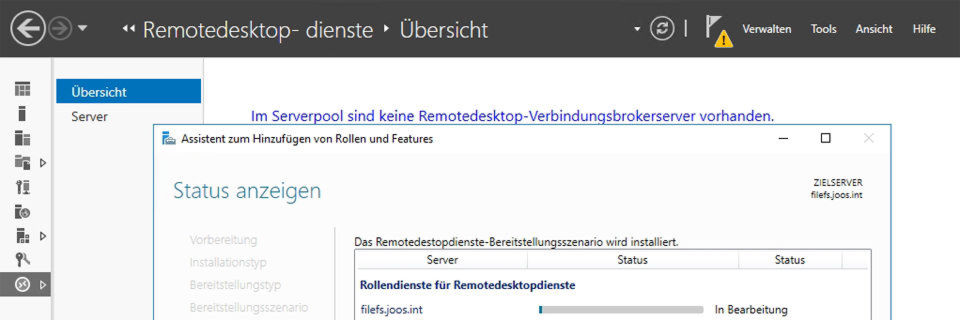 Remote Desktop Services in Windows Server 2019