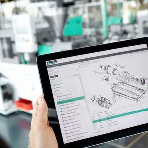 Digital future of plastic processing