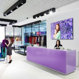 Philips kommt mit LED-Indoor-Displays