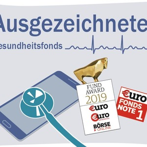 """€uro Fund Award 2019"" für ""Apo Digital Health"""