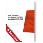 In 3 Stufen zur All-Flash-Cloud
