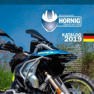 Hornig Katalog 2019: Upgrade your bike