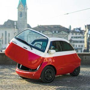 Microlino Das Schweizer Mini Elektroauto